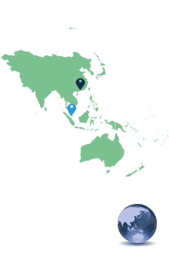 Dale Ventures offices in Asia Pacific