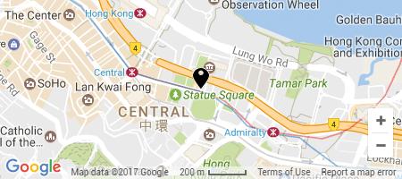 Dale Ventures oficina Hong Kong
