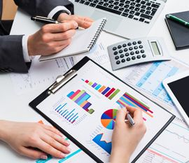 Financial Business Services Industry