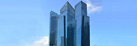 Centro Financiero Marina Bay Singapur