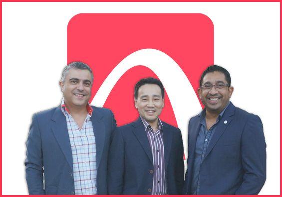 The team at arcadier ecommerce platform
