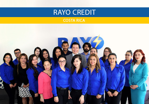 Rayo credit costa rica office