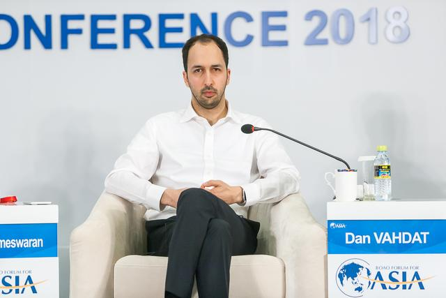 Dan Vahdat CEO and founder of Medopad